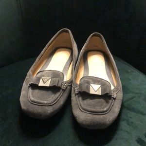 Grey side Michael kors loafers